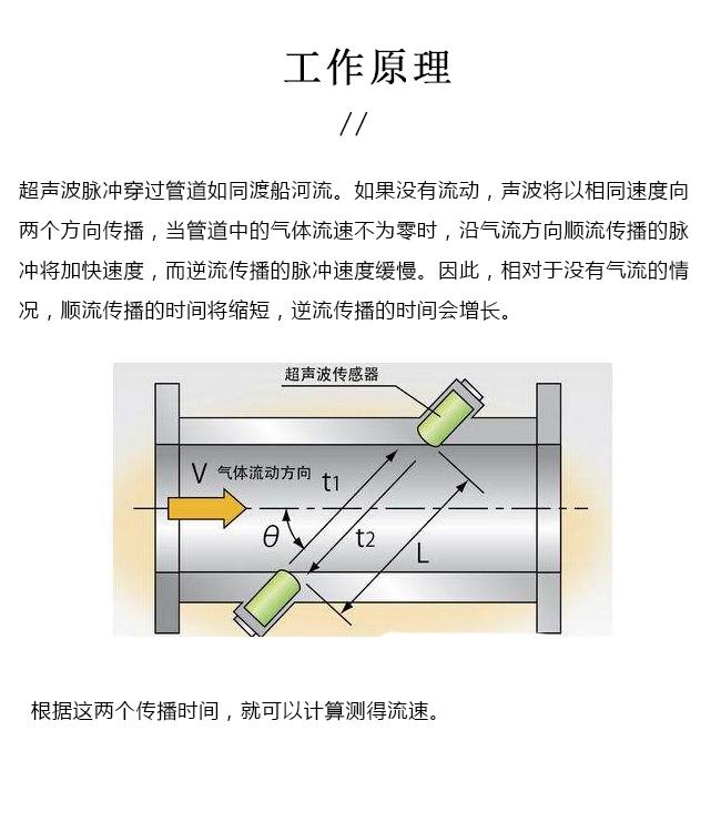 气体涡轮流量计(燃气)(图1)